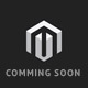 Magento template comming soon