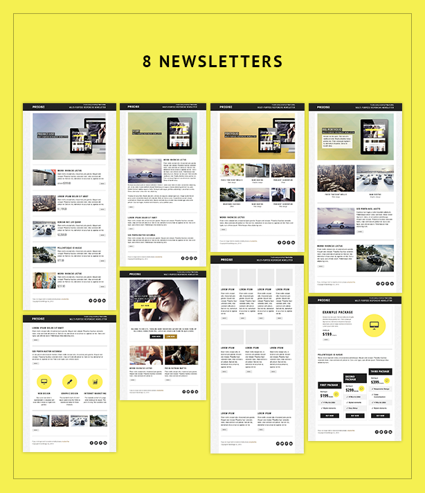 Newsletters added