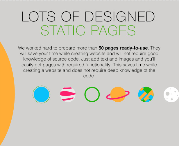 static-pages