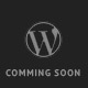 Wordpress template comming soon